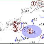 第49回気象予報士試験 実技1 問4